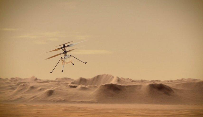 في حدث غير مسبوق .. ناسا تحاول إطلاق أول مروحية على المريخ