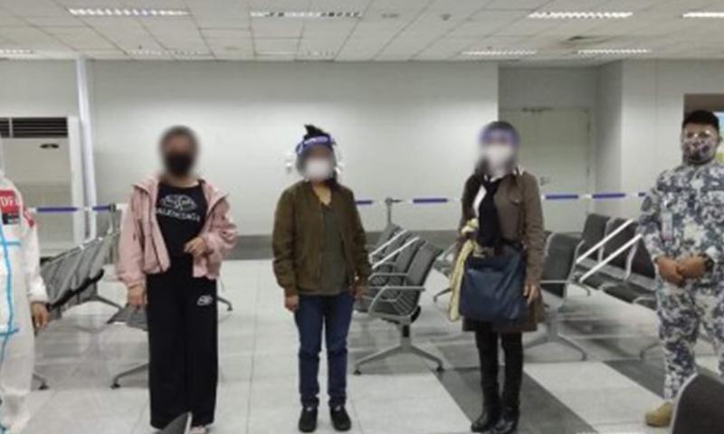 عاملات فلبينيات عائدات من مناطق النظام السوري  يتحضرن لمحاسبة المتورطين
