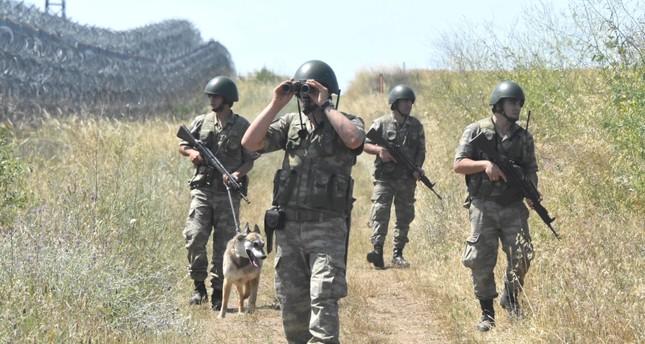 عملية أمنية للاستخبارات التركية داخل عفرين