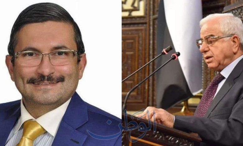 ابن وزير الإعلام الأسبق يرشح نفسه لانتخابات الرئاسة في سوريا