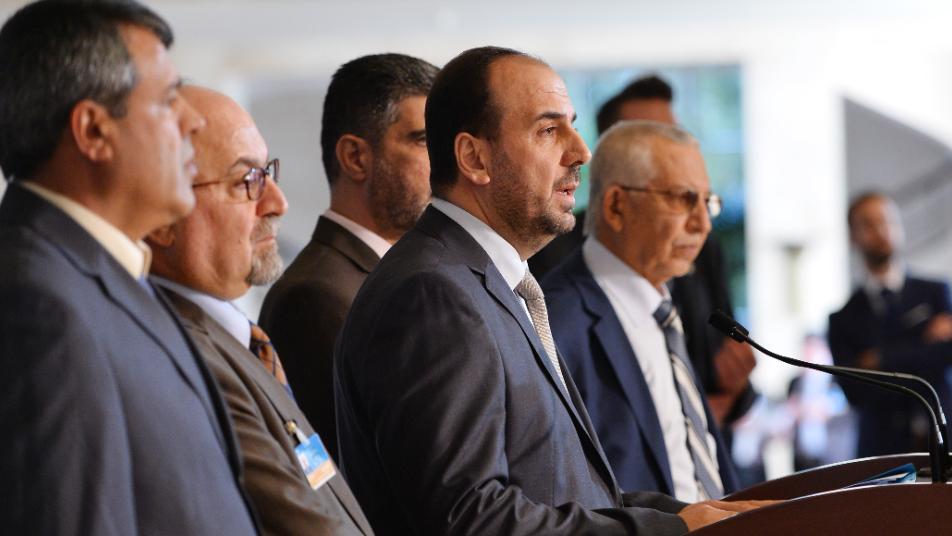 الائتلاف يصف انتخابات الرئاسة في سوريا بالمسرحية