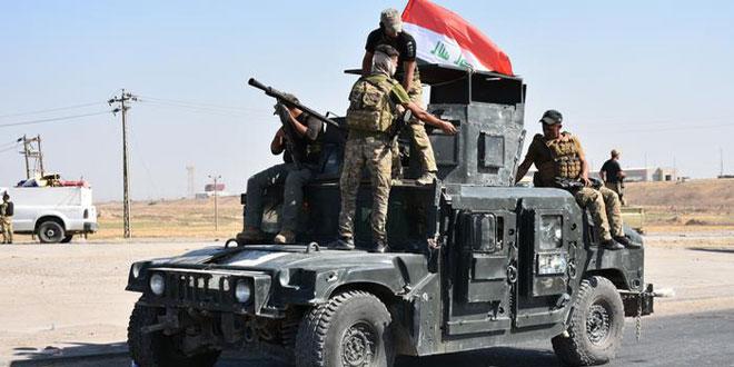 العراق يعلن القبض على قياديين من داعش قادمين من سوريا