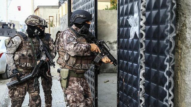 الآمن التركي يعلن القبض على 14 مشتبهاً في إسطنبول