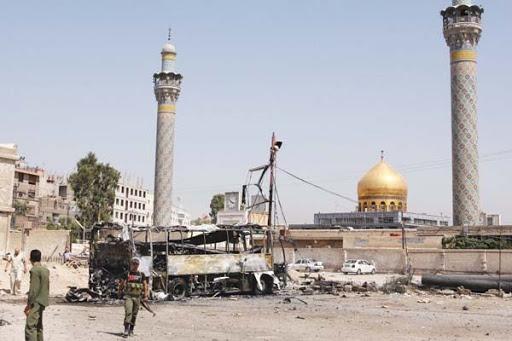 اتفاق بين الميليشيا الإيرانية وقوات النظام ينهي حالة التوتر في السيدة زينب