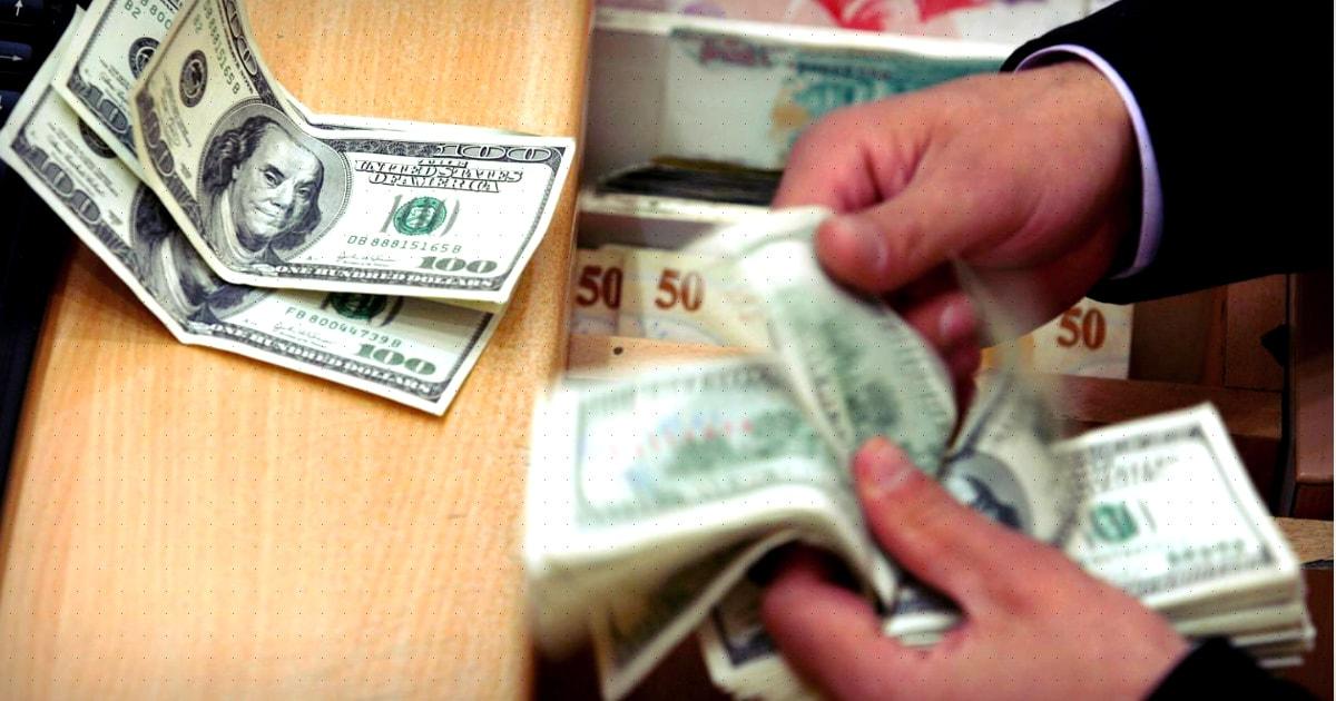 صحيفة موالية : الدولار إلى 2500 ليرة قريبا