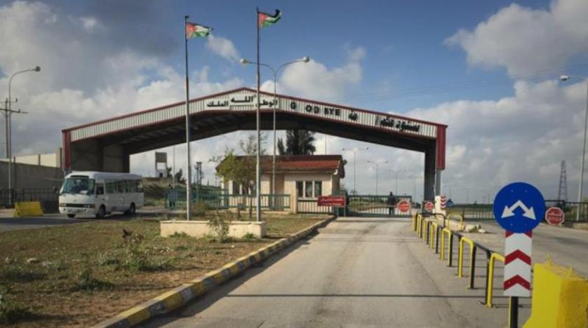 Source: The return of movement between the regime and Jordan via Naseeb for the exchange of goods only and not for the transit of individuals