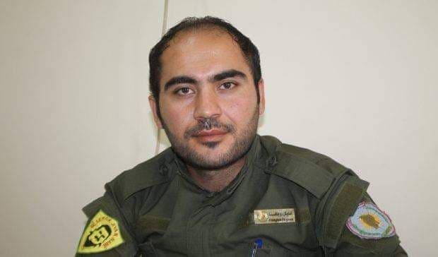 Killing a leader from SDF and his companions in the countryside of Hasaka