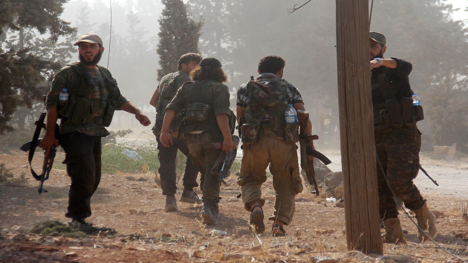 مقتل شخص حاول القيام بعملية اغتيال في مدينة إدلب