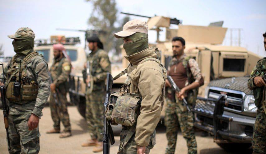 مقتل عنصر من داعش واعتقال أخرين أثناء هجومهم على مقر لقسد