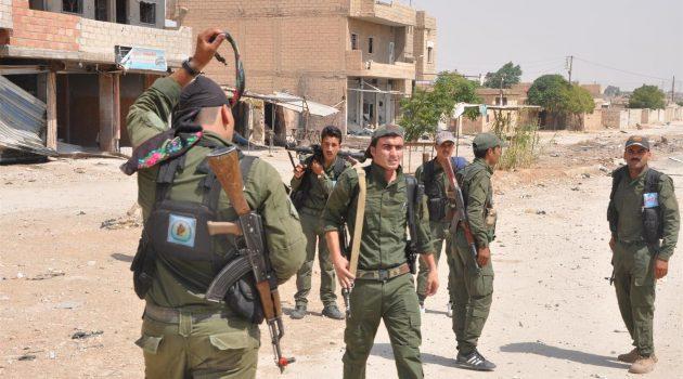 تجدد الاشتباكات في القامشلي بين الأسايش وقوات القبائل العربية الموالية للنظام