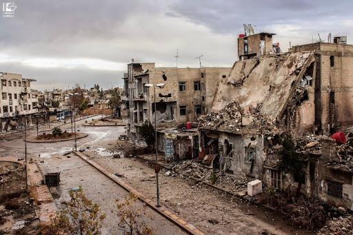 محافظة دمشق تتخذ قراراً يمنع عودة الأهالي إلى حي جوبر بشكل نهائي
