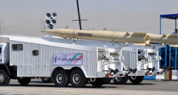 إعلام إيراني: الصاروخ الذي استهدف إسرائيل من نوع فاتح ولم يكن طائشاً