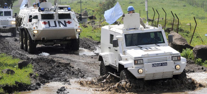 الأمم المتحدة تدعو سوريا وإسرائيل لضبط النفس