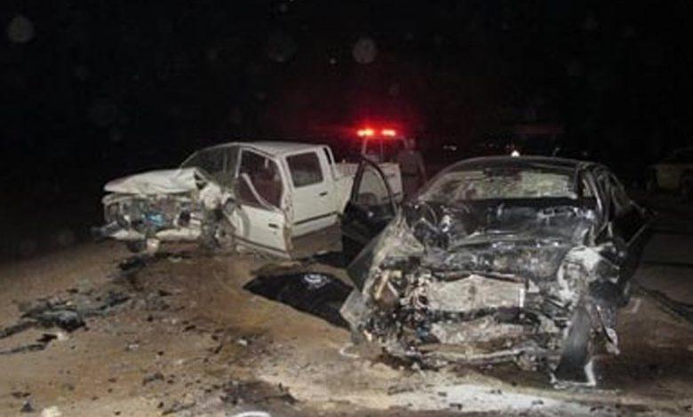 وفاة  وإصابة نحو 22 شخصاً من اللاجئين السوريين بحادث سير في السودان