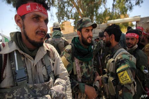 اتفاق بين الميليشيات الإيرانية والحشد الشعبي لاقتسام موارد الحدود السورية