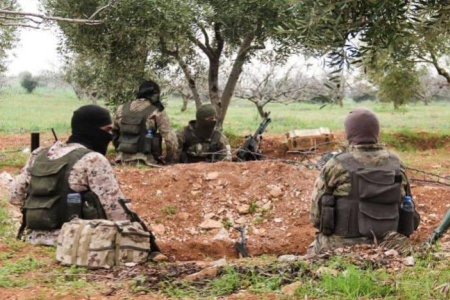 8 قتلى من النظام بعملية انغماسية نفذها عنصرين من تحرير الشام جنوبي إدلب