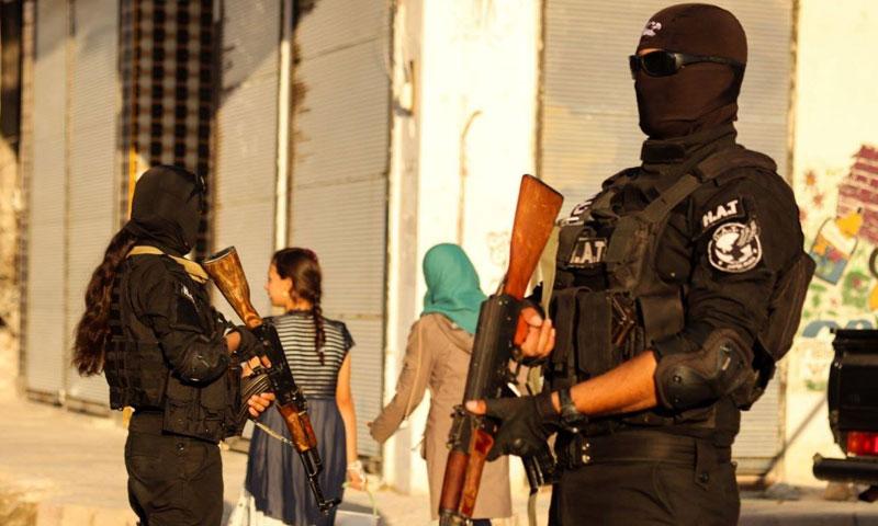 قسد تستخدم النساء لإفساد المجتمع العشائري شرقي سوريا