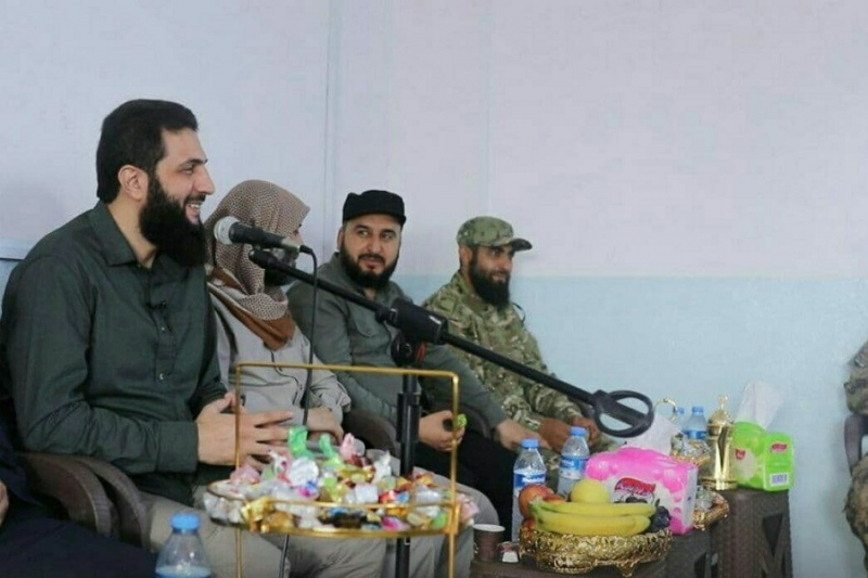 Al-Julani makes new statements about the developments in Jabal Al-Zawiya