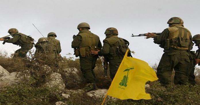 After the Israeli raids, Hezbollah militia evacuates its headquarters in Homs countryside