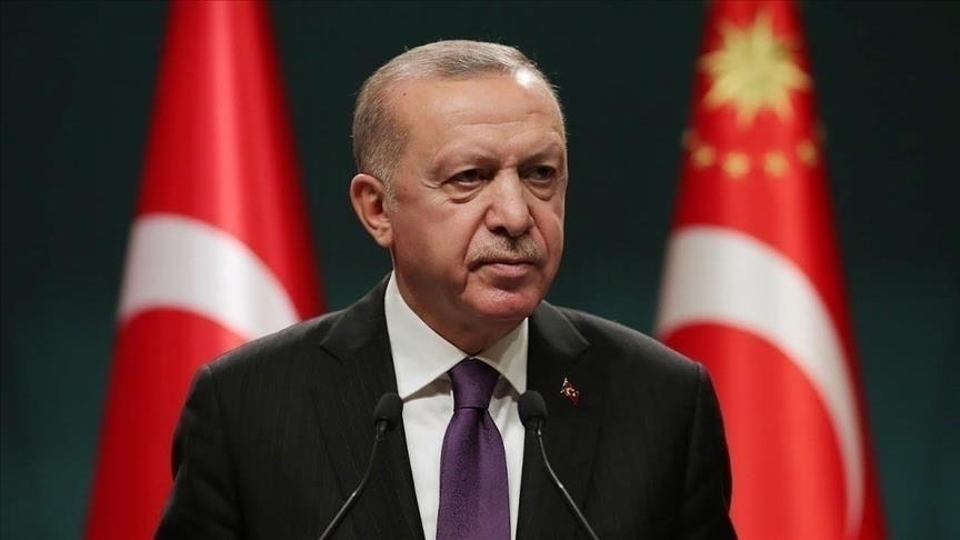 أردوغان يدلي بتصريحات جديدة  حول الدفاع عن حقوق بلاده