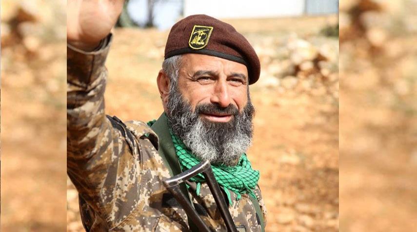 مقتل قيادي كبير لحزب الله اللبناني في سوريا