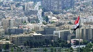 انفجارات هزت العاصمة  دمشق.. وصفحات محلية  تتحدث عن عدوان