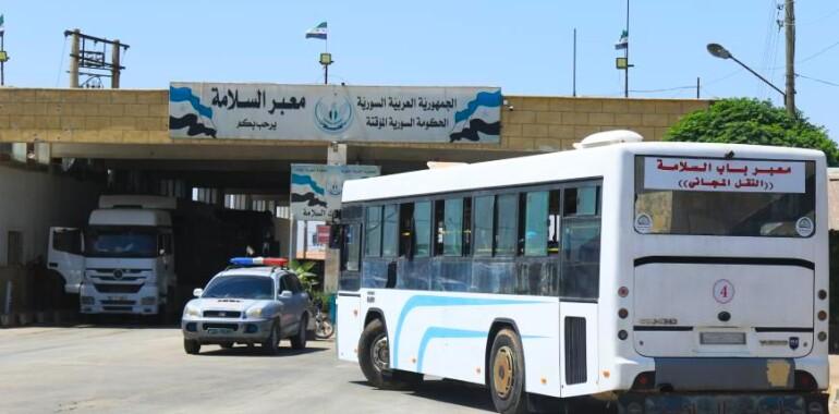 معبر باب السلامة ينشر توضيحاً حول عودة السوريين إلى تركيا