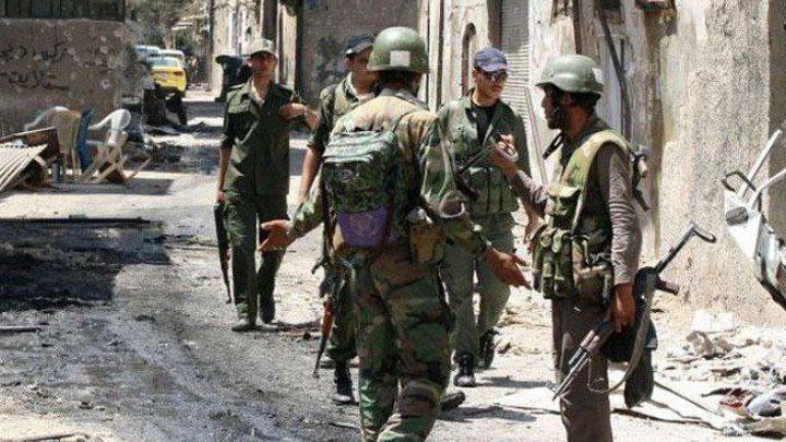 الآمن العسكري يعتقل عناصر من الفرقة الرابعة بريف الرقة