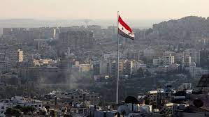 An explosion targets an intelligence officer on the southern highway in Damascus