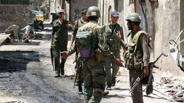 Military Security arrests members of the Fourth Division in Al-Raqqa countryside