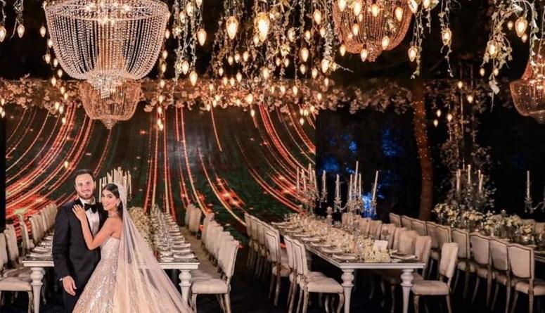 نائب سابق يعتذر لحضوره حفل زفاف باذخ لابنته