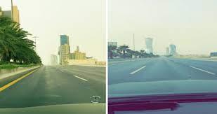 الناجي الوحيد في السعودية يصور شوارع الرياض خالية من السكان سنة 2027