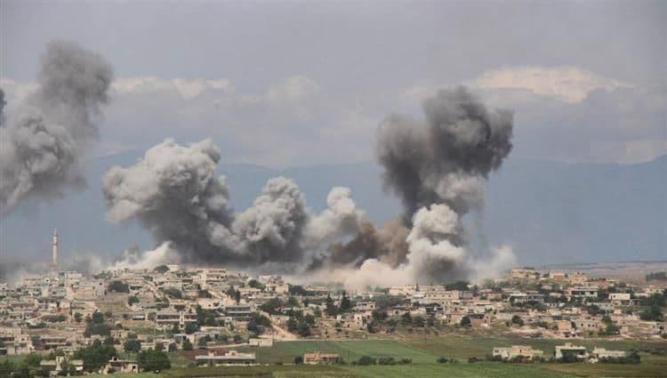 منسقو الاستجابة: مقتل 65 مدنياً في ادلب خلال حزيران على يد النظام وروسيا