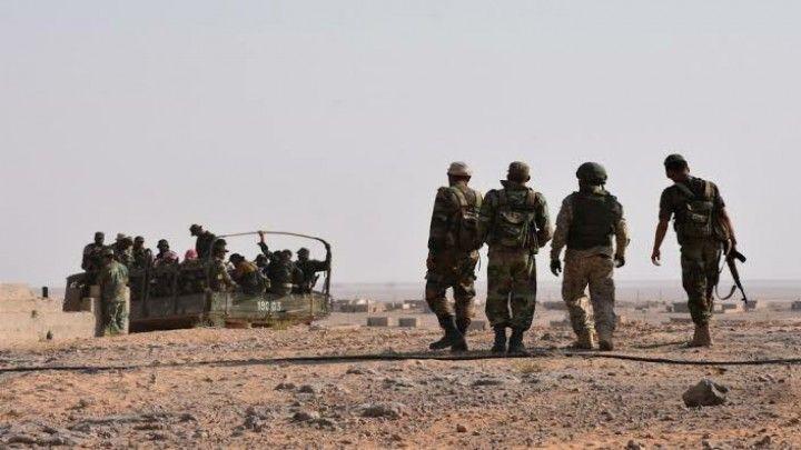 مصرع ثلاثة عناصر من الحرس الثوري بهجوم قرب التيفور