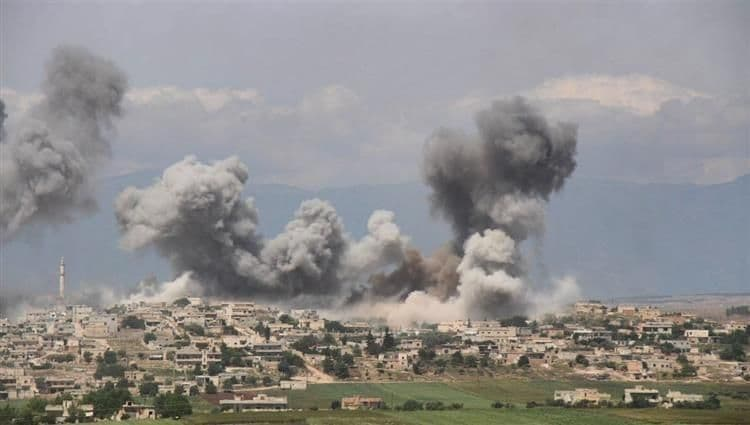 Response Coordinators: 65 civilians were killed in Idlib during June by the regime and Russia