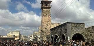 اتفاق في درعا  على تسليم معارضين لأسلحتهم الخفيفة
