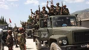 النظام  يدفع بتعزيزات عسكرية جديدة من تدمر إلى ريف إدلب الجنوبي