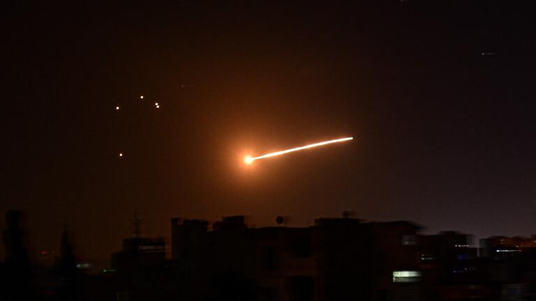 مصادر : قوات النظام استخدمت سلاح  روسي جديد  في صد  الغارة الإسرائيلية يوم 22 يوليو