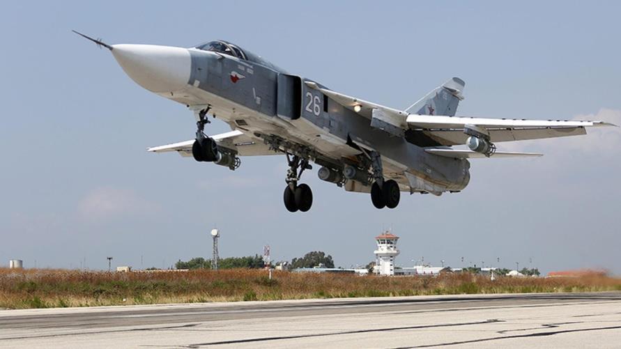 الطيران الروسي يشن غارات على ريفي حماة واللاذقية