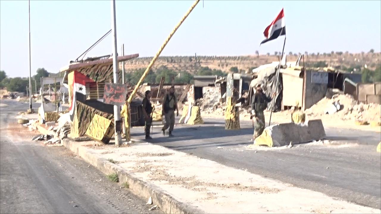 النظام يعتقل 4 شبان من الغوطة حاولوا العبور نحو الشمال