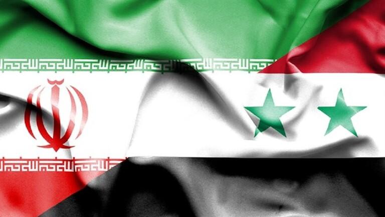 الكشف عن  اتفاق شامل للتعاون  بين إيران  والنظام  السوري تجري صياغته