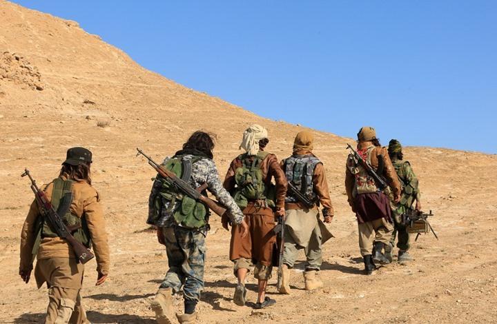 تحذير من تنامي قدرة تنظيم الدولة في سوريا والعراق