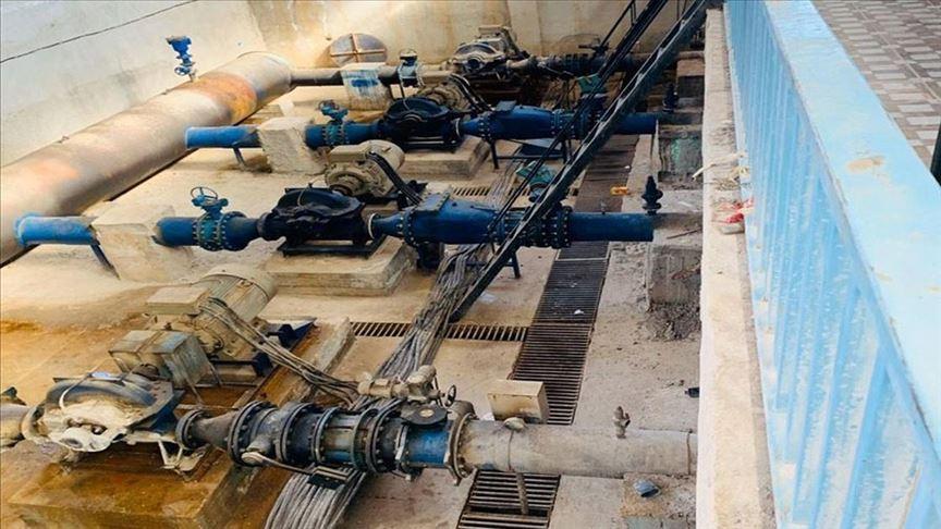 قسد تنقض الاتفاق وتتسبب بأزمة مياه وكهرباء بريف الحسكة