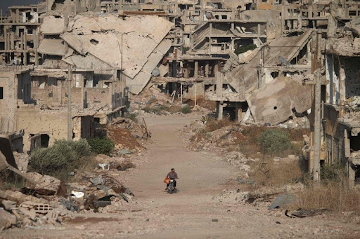 The regime turns against Daraa al-Balad agreement, bombs the city and tries to storm it