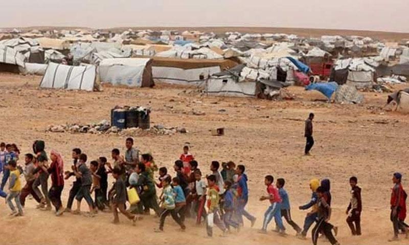 روسيا تعلن عن تجهيز مراكز إيواء لإخلاء مخيم الركبان