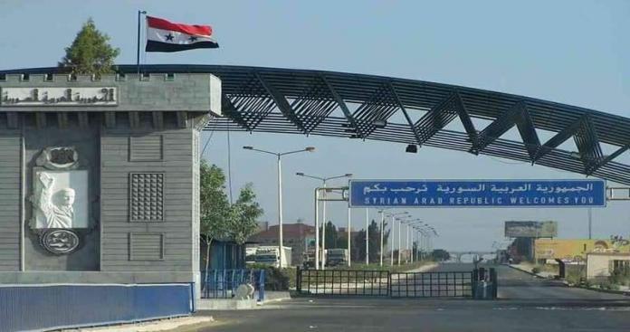 تحديد موعد التشغيل الكامل  لمعبر جابر ـ نصيب بين الأردن والنظام