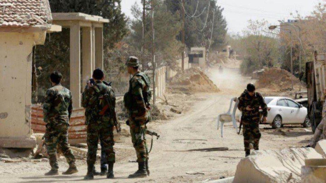 قوات النظام  تقتحم درعا البلد و تتكبد خسائر كبيرة على أيدي الثوار