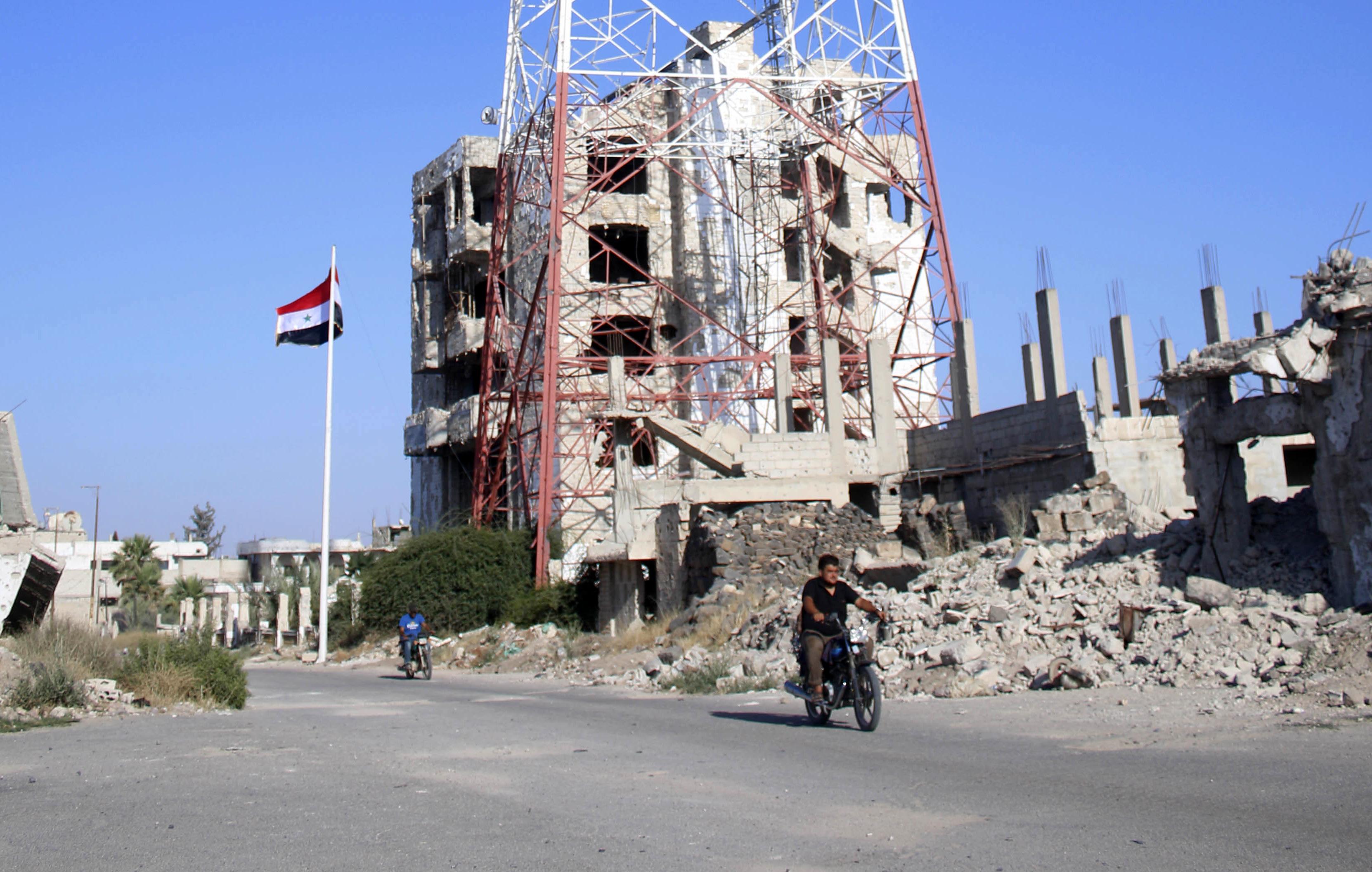 مصادر إعلامية ... النظام يوافق على وقف الحملة العسكرية على درعا