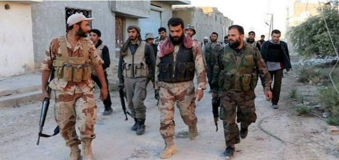 رويترز تؤكد استهداف حواجز النظام من قبل ثوار درعا