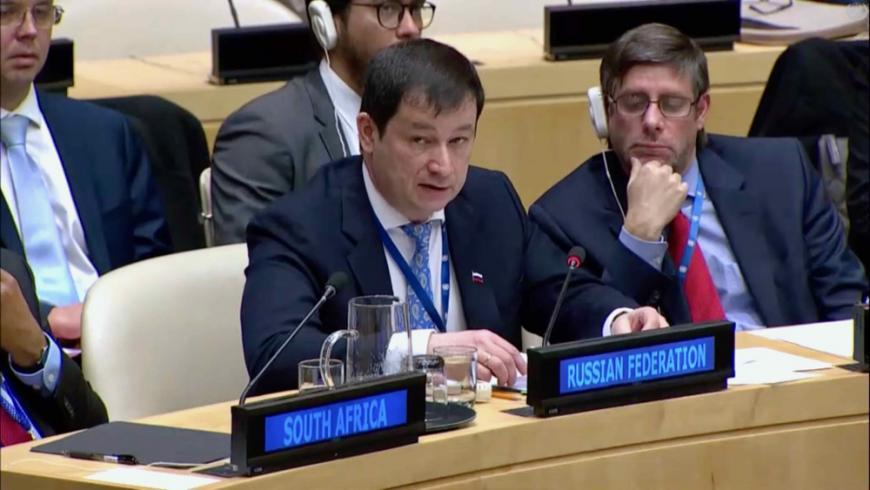روسيا تنفي التمديد التلقائي لقرار إدخال المساعدات عبر الحدود إلى سوريا